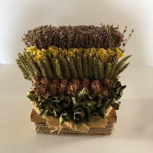 Other - DRIED flowers scented centerpiece arrangement.